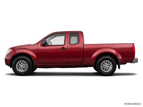 2019 nissan frontier king cab ThreeSixty