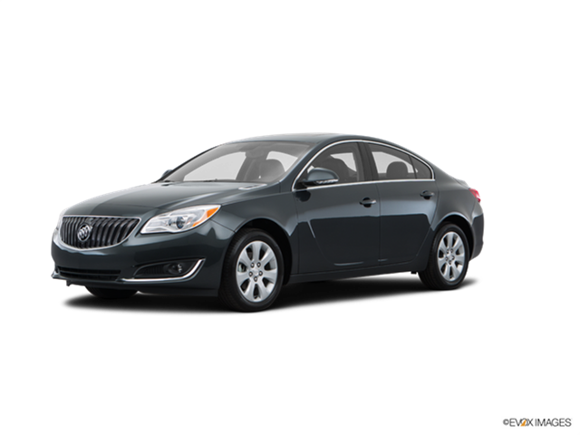 New Car 2017 Buick Regal 1SV