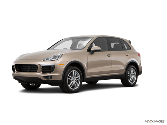 2017 porsche cayenne new car prices kelley blue book. Black Bedroom Furniture Sets. Home Design Ideas