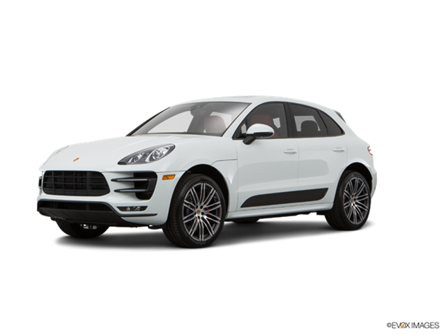 New Car 2018 Porsche Macan Turbo w/Performance Pkg