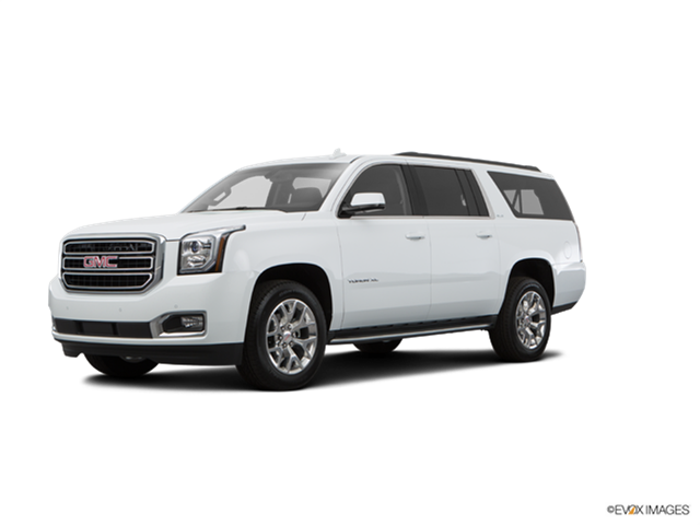 2017 gmc yukon xl sle new car prices kelley blue book. Black Bedroom Furniture Sets. Home Design Ideas