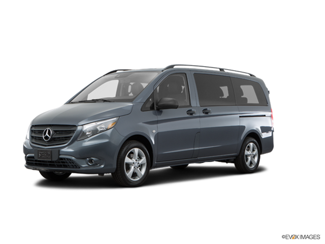 New Car 2018 Mercedes-Benz Metris Passenger