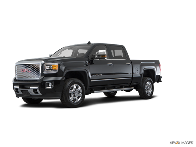 New Car 2018 GMC Sierra 3500 HD Crew Cab Denali