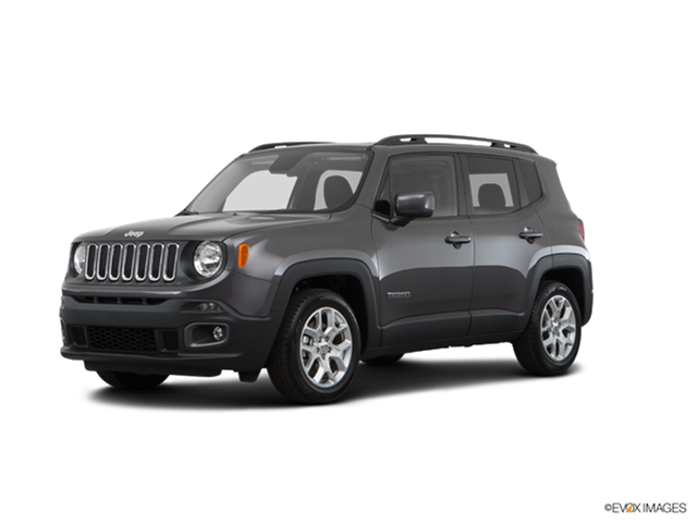 New Car 2017 Jeep Renegade Latitude