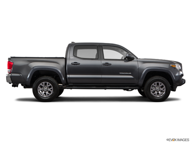 2017 toyota tacoma double cab pricing ratings reviews kelley blue book. Black Bedroom Furniture Sets. Home Design Ideas