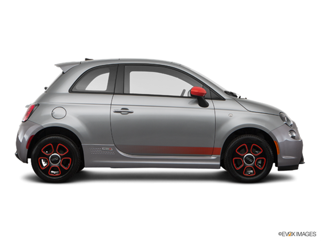 2017 fiat 500e pricing ratings reviews kelley blue book. Black Bedroom Furniture Sets. Home Design Ideas