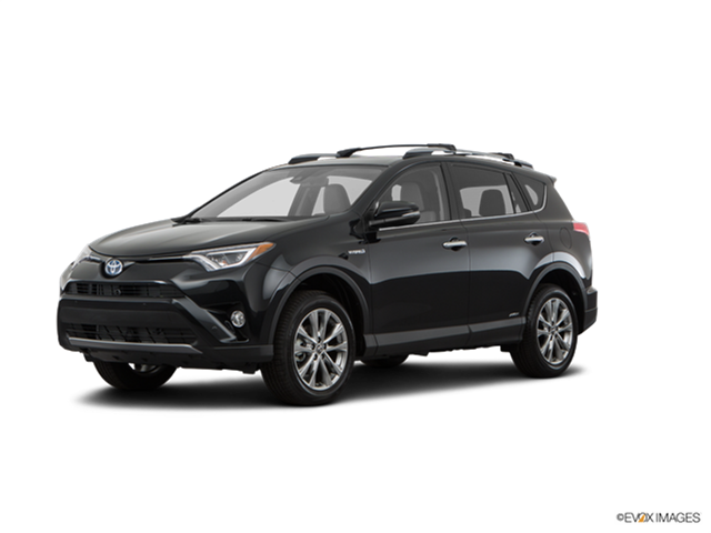 New Car 2018 Toyota RAV4 Hybrid LE