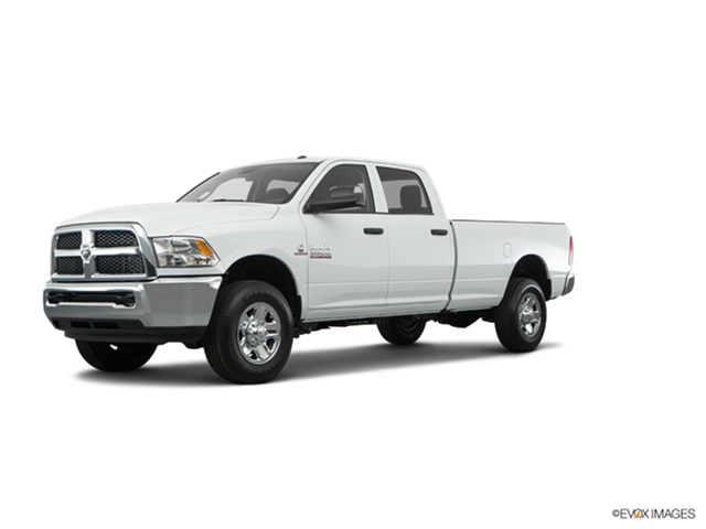 New Car 2018 Ram 3500 Crew Cab Tradesman