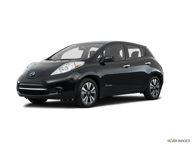 New Car 2017 Nissan LEAF S