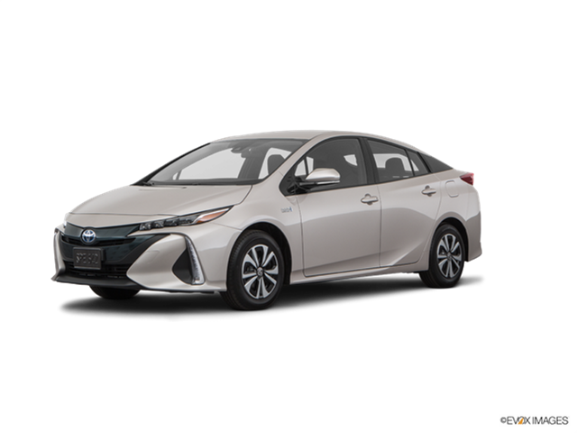 2018 toyota prius prime plus new car prices kelley blue book. Black Bedroom Furniture Sets. Home Design Ideas