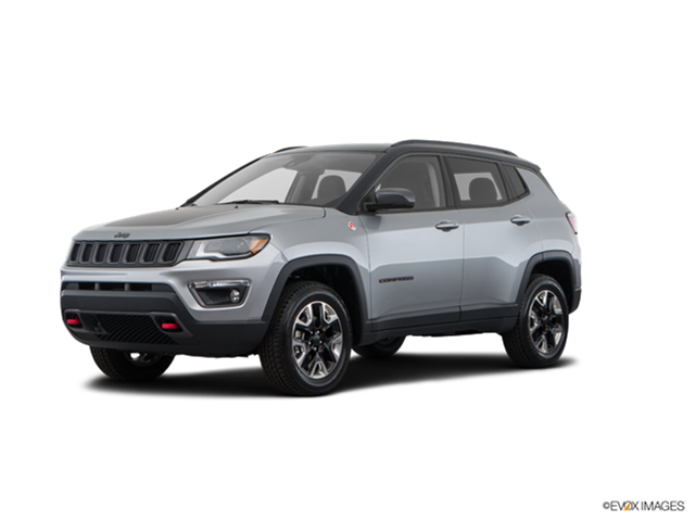 2017 jeep compass all new trailhawk new car prices kelley blue book. Black Bedroom Furniture Sets. Home Design Ideas