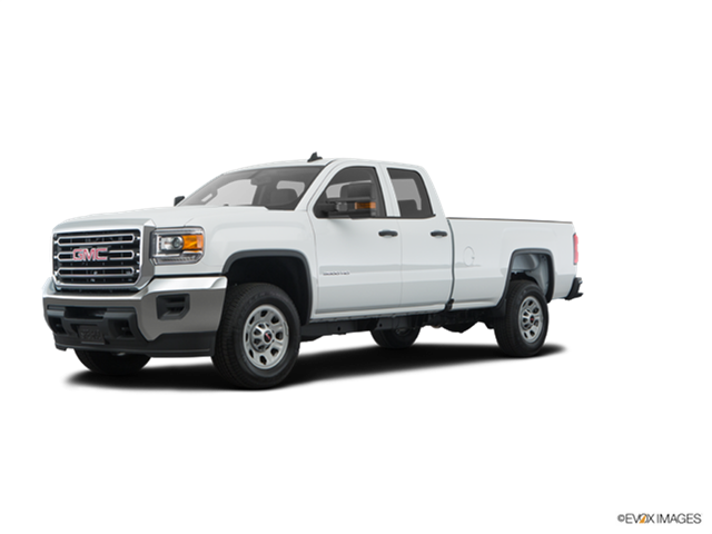 New Car 2018 GMC Sierra 3500 HD Double Cab SLE