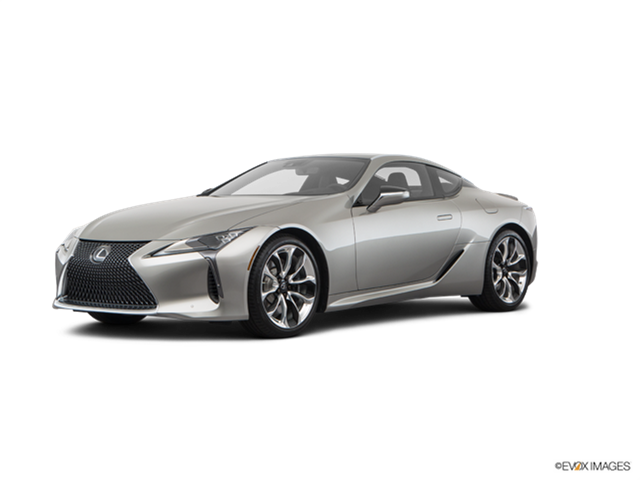 2018 Lexus Lc 500 New Car Prices Kelley Blue Book
