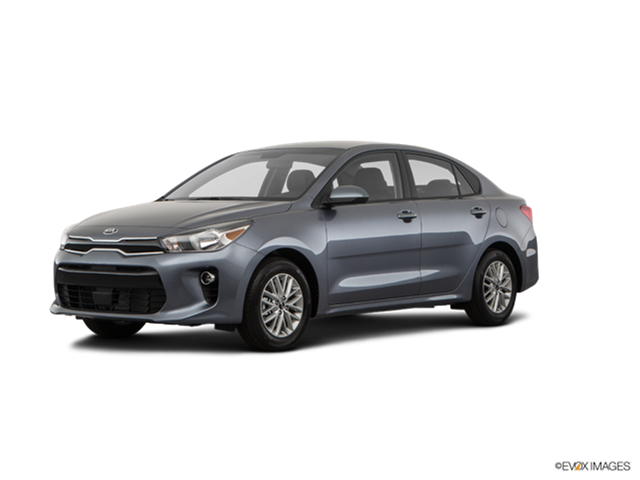 New Car 2018 Kia Rio EX