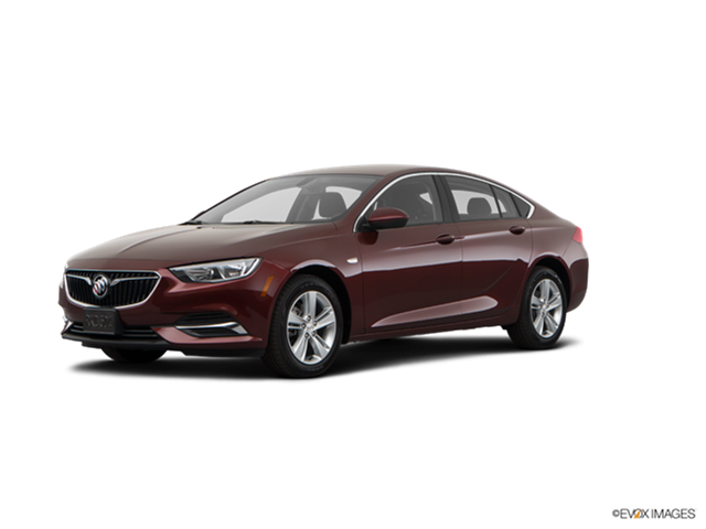 New Car 2019 Buick Regal Sportback Preferred ll