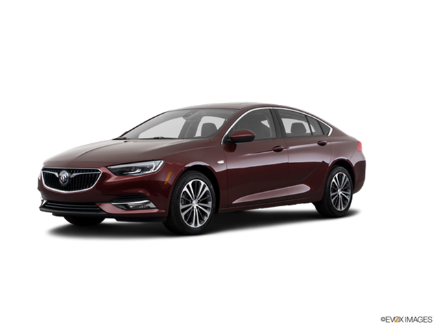 New Car 2019 Buick Regal Sportback Essence