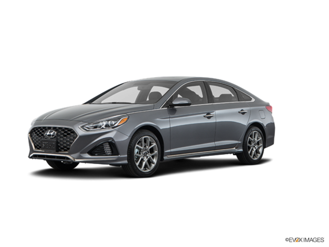 New Car 2019 Hyundai Sonata Sport