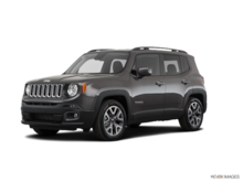 New Car 2019 Jeep Renegade Latitude