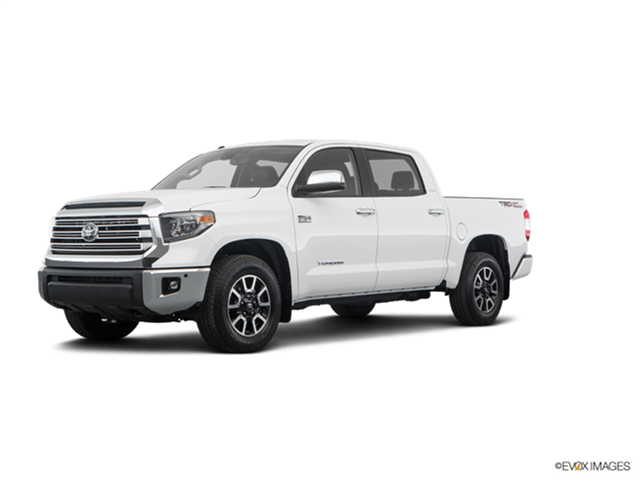 New Car 2018 Toyota Tundra CrewMax Limited