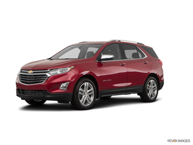 New 2020 Chevrolet Equinox Premier Pricing | Kelley Blue Book