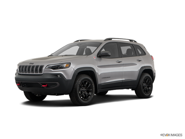 New Car 2019 Jeep Cherokee TrailHawk