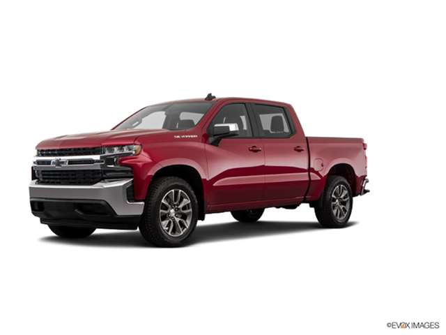 New Car 2019 Chevrolet Silverado 1500 Crew Cab Custom Trail Boss