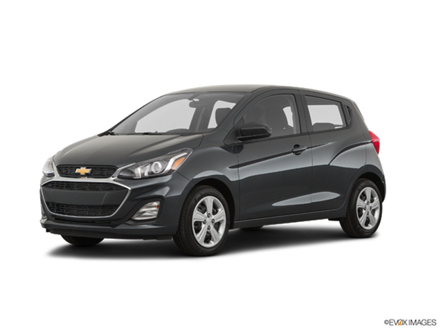 Kelley Blue Book Used Cars Value Calculator >> 2019 Chevrolet Spark LS New Car Prices | Kelley Blue Book