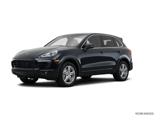 New Car 2017 Porsche Cayenne S