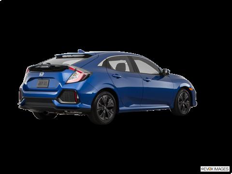 2017 Honda Civic EX w/Honda Sensing New Car Prices - Kelley Blue Book