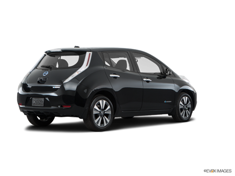 2017 nissan leaf sl new car prices kelley blue book. Black Bedroom Furniture Sets. Home Design Ideas