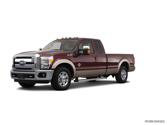 2016 Ford F350 Super Duty Super Cab XLT  Photo