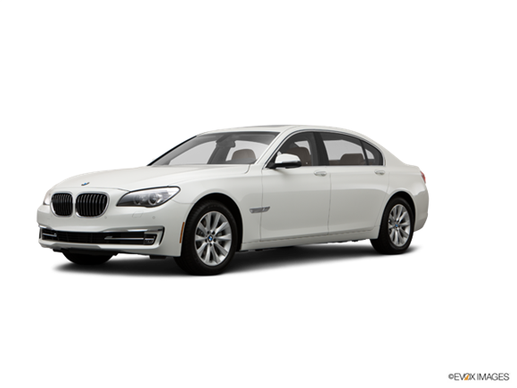 2015 BMW 7 Series 740Li xDrive  Photo