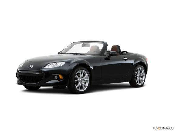 2015 Mazda MX-5 Miata Grand Touring  Convertible