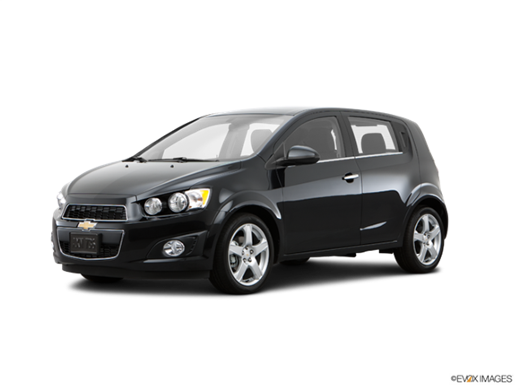 2015 Chevrolet Sonic RS  Photo