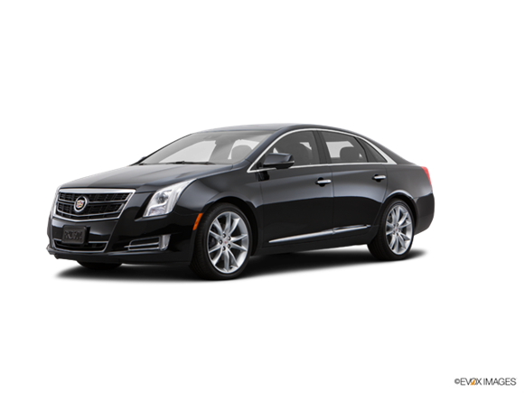 2015 Cadillac XTS Vsport Platinum Collection  Sedan
