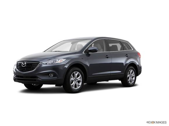 2015 Mazda CX-9 Touring  Photo