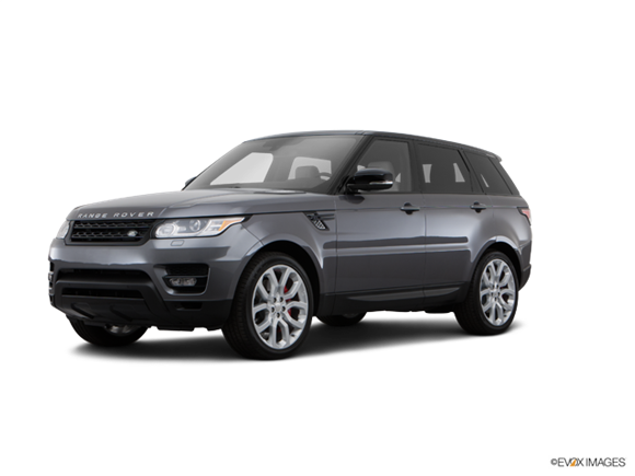 2017 Land Rover Range Rover Sport Supercharged  Sport Utility