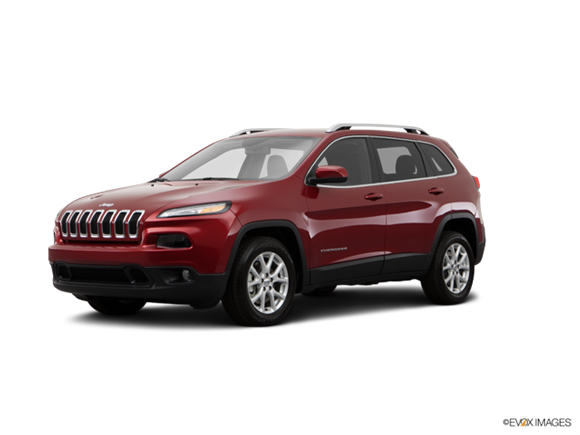 2015 Jeep Cherokee Latitude  Photo