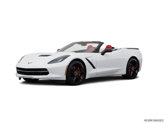 2015 Chevrolet Corvette Stingray Z51  Convertible