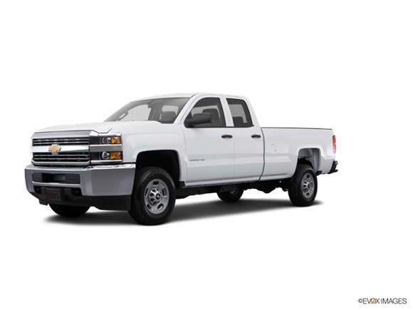 2015 Chevrolet Silverado 2500 HD Double Cab Work Truck  Photo
