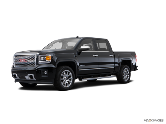 2015 GMC Sierra 1500 Crew Cab Denali  Photo