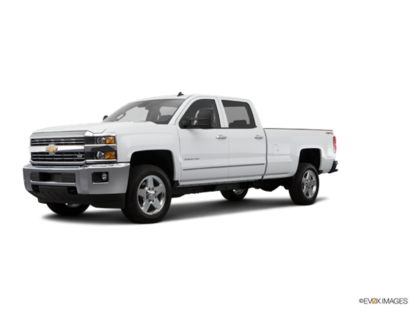 2015 Chevrolet Silverado 2500 HD Crew Cab LTZ  Photo