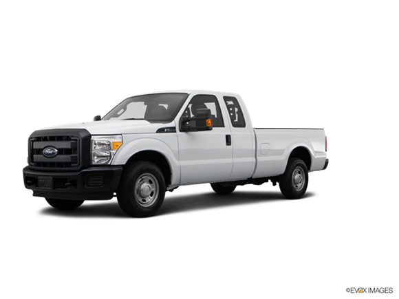 2015 Ford F250 Super Duty Super Cab Lariat  Photo