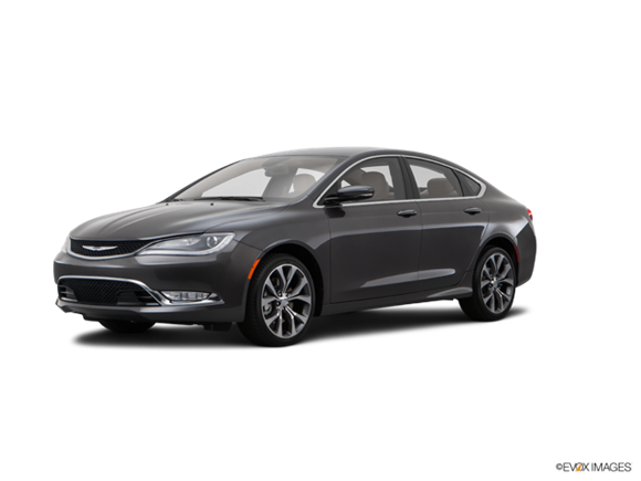 2015 Chrysler 200C  Sedan