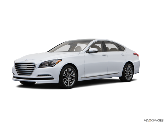 2015 Hyundai Genesis 3.8  Photo