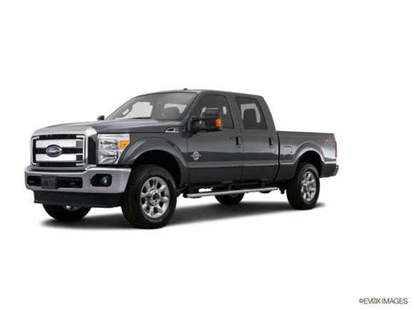 2015 Ford F250 Super Duty Crew Cab Platinum  Photo