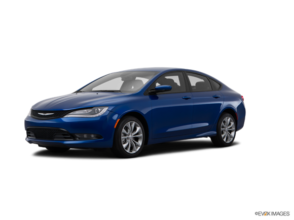 2015 Chrysler 200S  Sedan