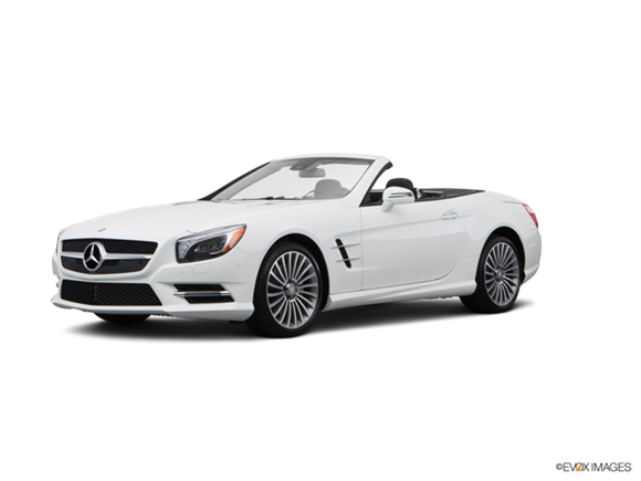 2016 Mercedes-Benz SL400  Roadster