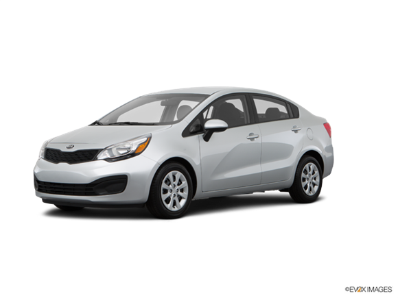 2015 Kia Rio LX  Photo