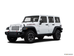 2016 Jeep Wrangler Unlimited Rubicon Hard Rock  Sport Utility